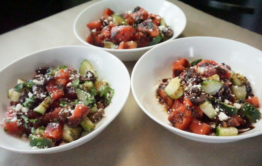 Watermelon Feta Salad – Keeping it Light With Chef Gina